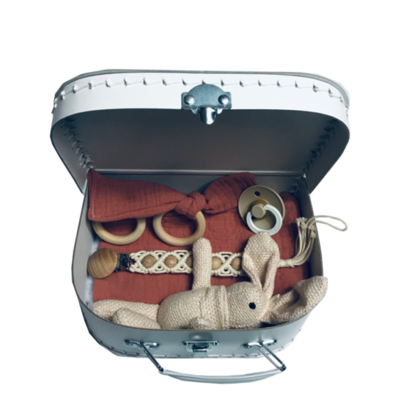Dárkový kufřík Little Happy - Red